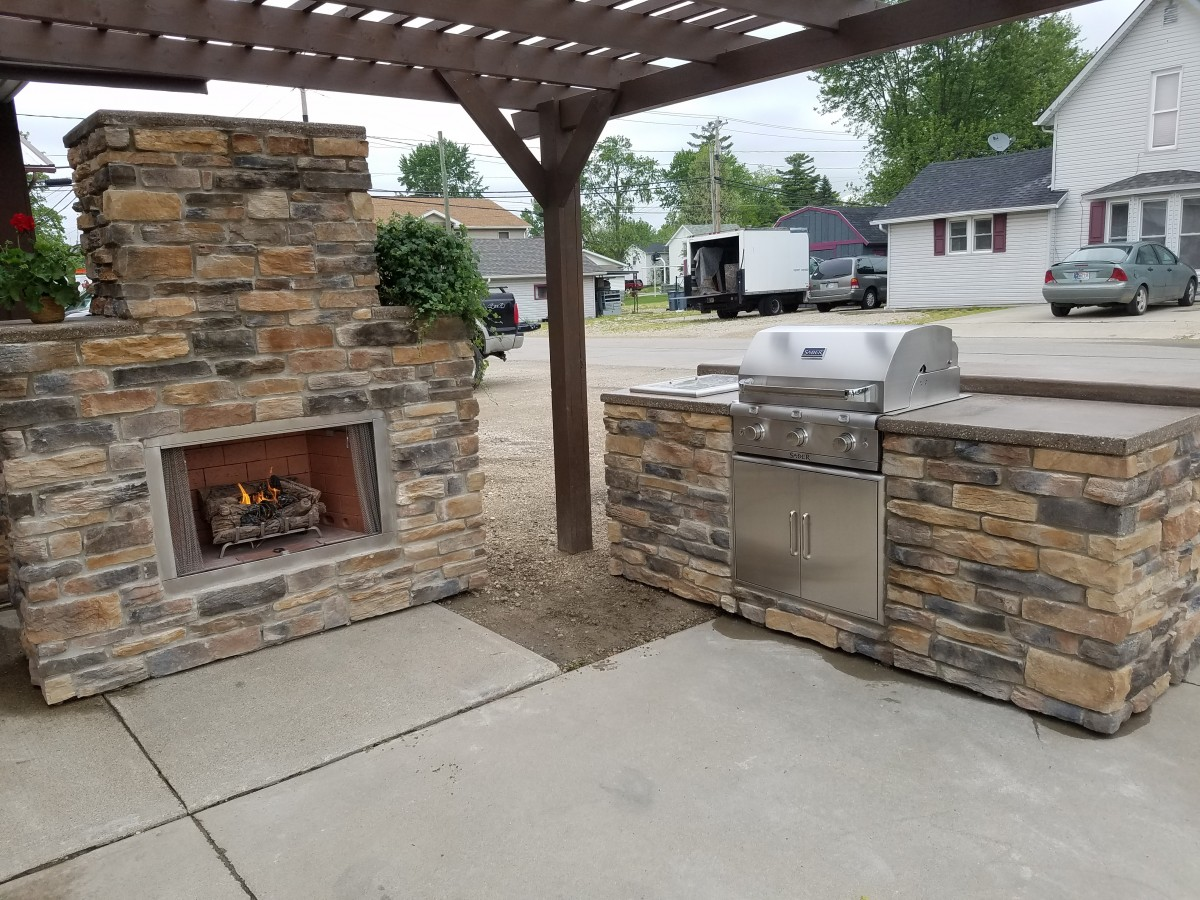 Outdoor Projects Image Gallery