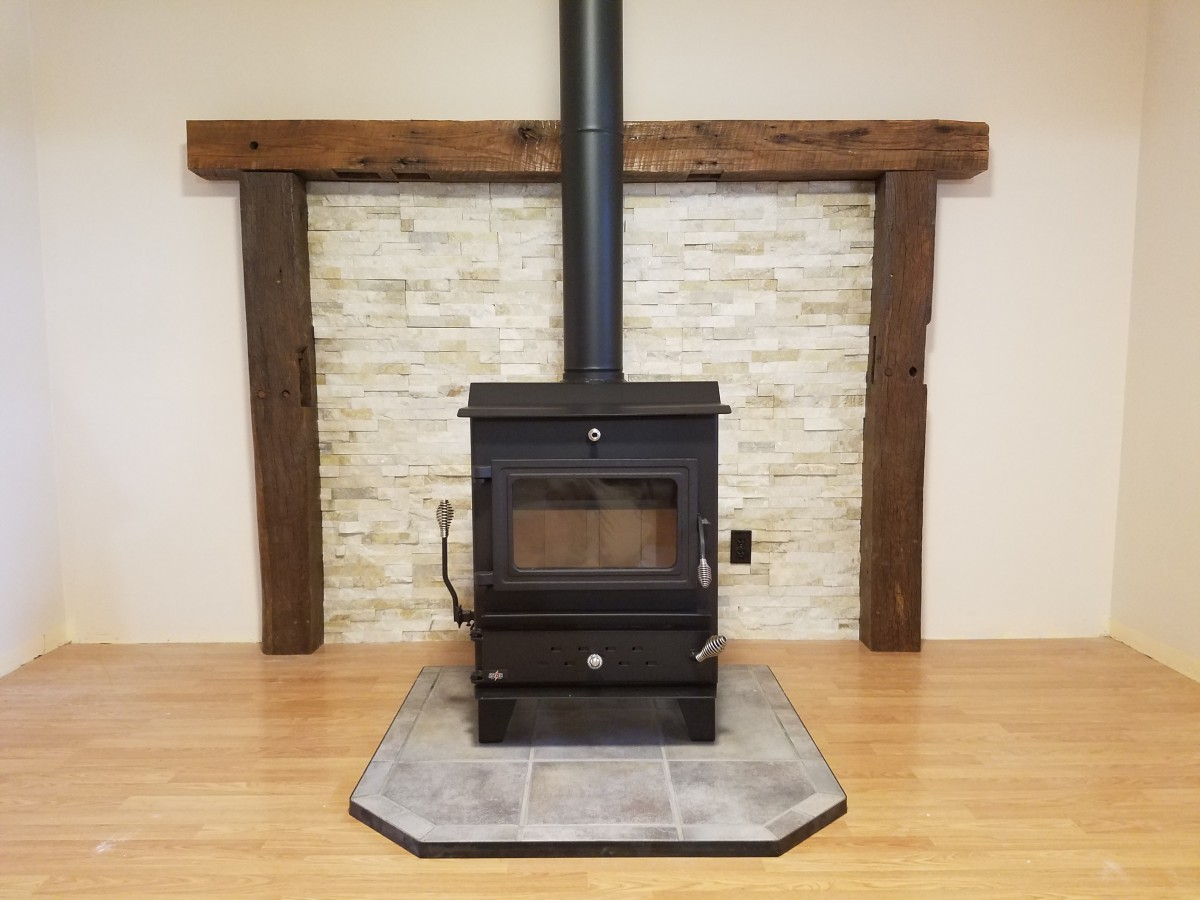 Hitzer Stoves  Image Gallery