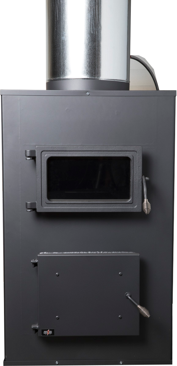 Model 710 Energy Master Ii Stoker Furnace Hitzer